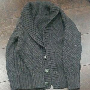 NWT Girls Striped Cardigan Sweater Rugged Bear New 3 3T
